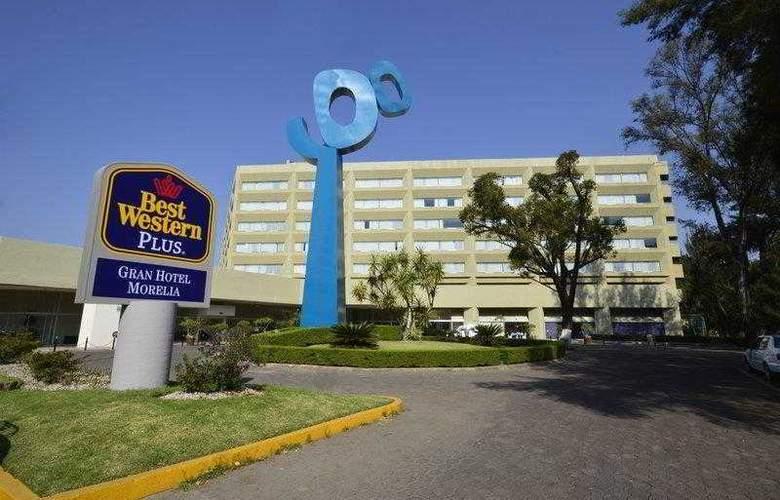 Best Western Plus Gran Morelia - Hotel - 66