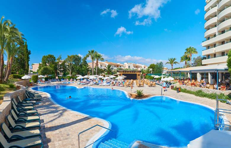 Hipotels Marfil Playa  - Pool - 3