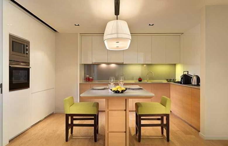 Lanson Place Bukit Ceylon Serviced Residences - Room - 16