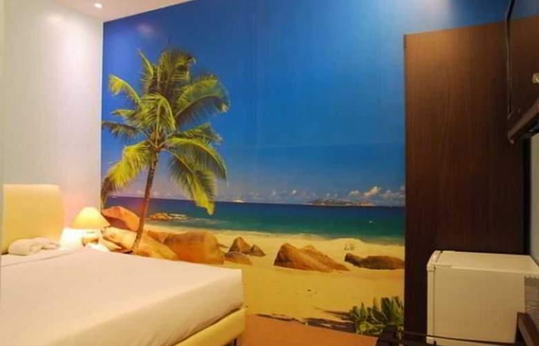 Hotel Rae Bukit Bintang - Room - 16