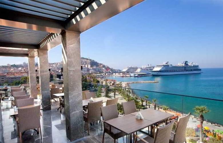 Ilayda Avantgarde Hotel - Terrace - 8