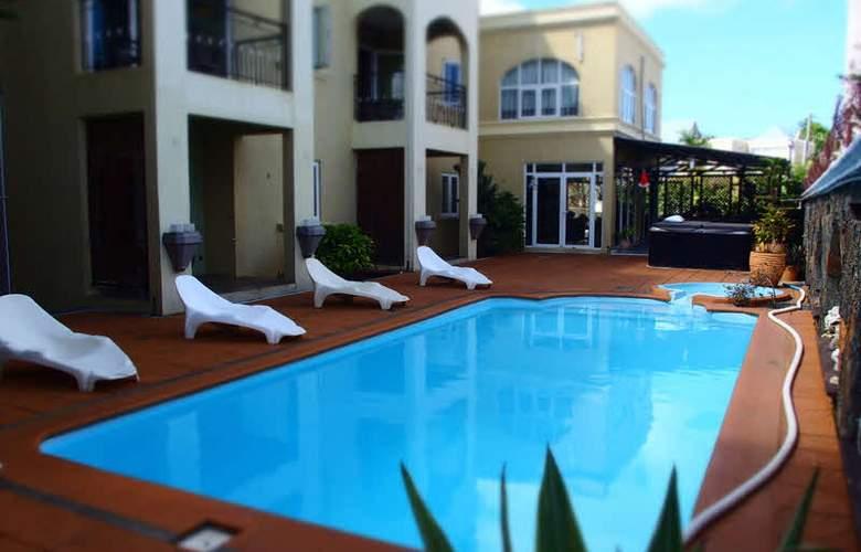 Villa Narmada - Pool - 3