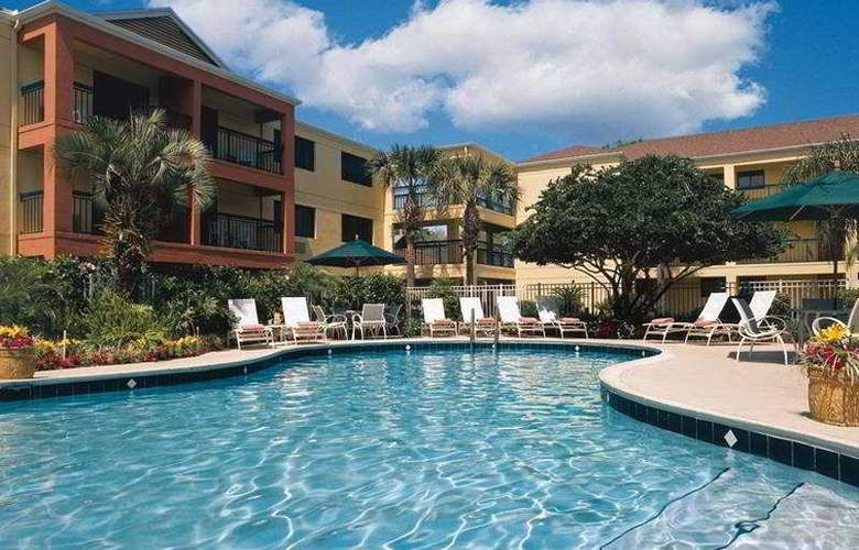 Courtyard By Marriott Palm Parkway - Pool - 3