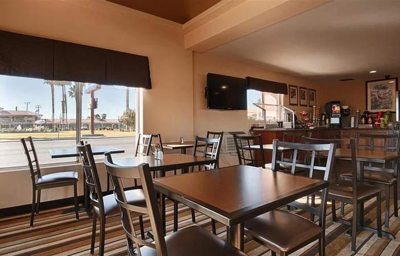 Best Western Sahara Motel - Restaurant - 24