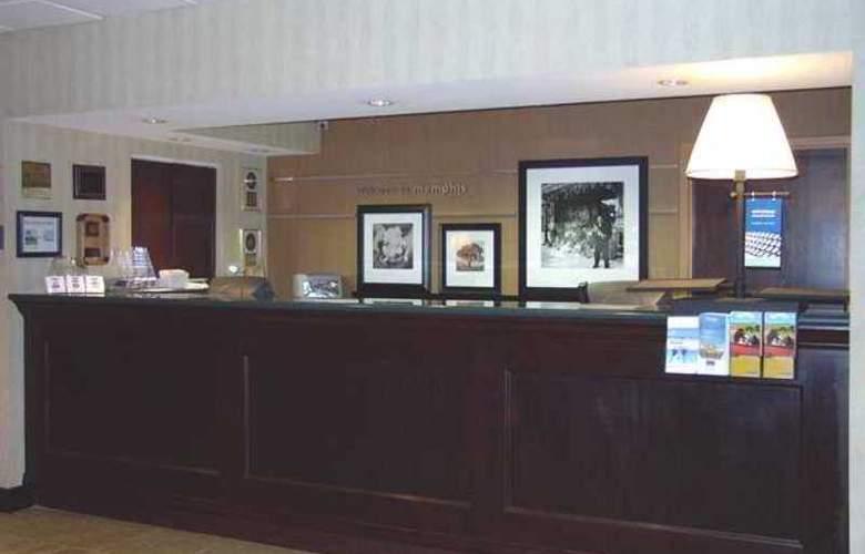 Hampton Inn Memphis-Walnut Grove- Baptist Hospi - Hotel - 4