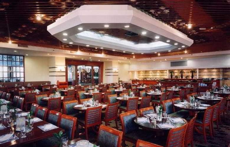 Caesar Hotel Tiberias - Restaurant - 6