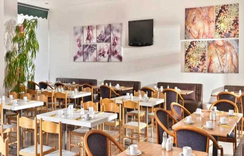 Mark Apart Hotel - Restaurant - 14