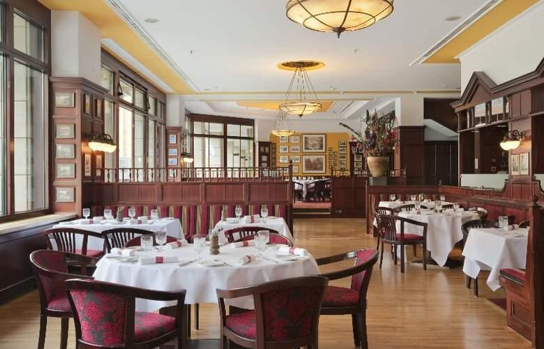 Hilton Berlin - Restaurant - 13