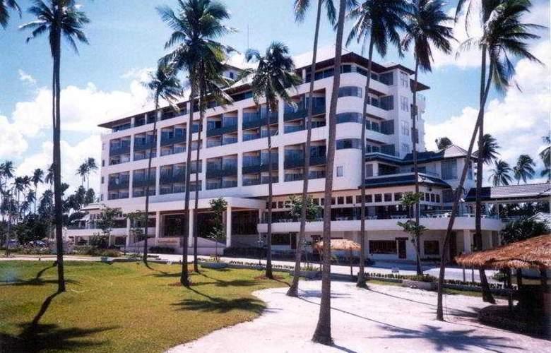 Khanom Golden Beach Hotel - Hotel - 0