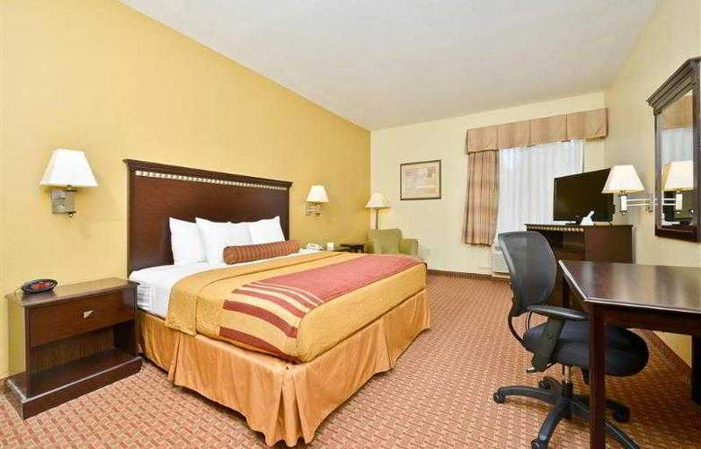 Best Western Greenspoint Inn and Suites - Hotel - 67
