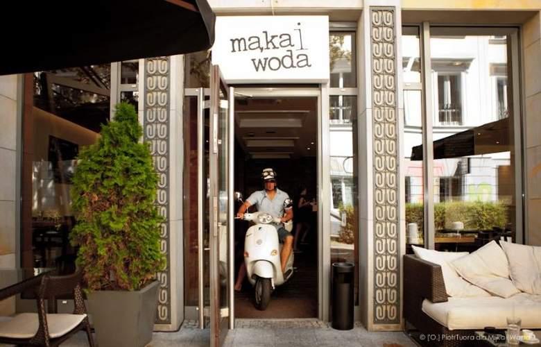 Mamaison Residence Diana Warsaw - Restaurant - 7