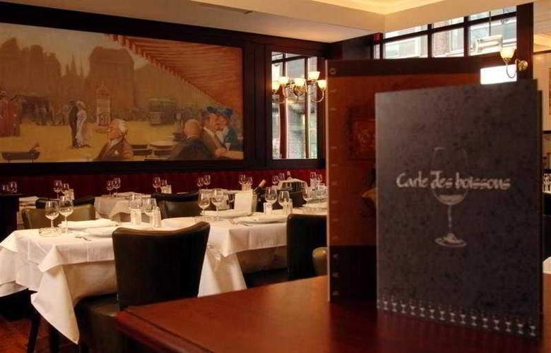 Rembrandt Square Amsterdam - Restaurant - 4