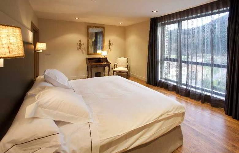 Hotel Restaurante Ibaia - Room - 6