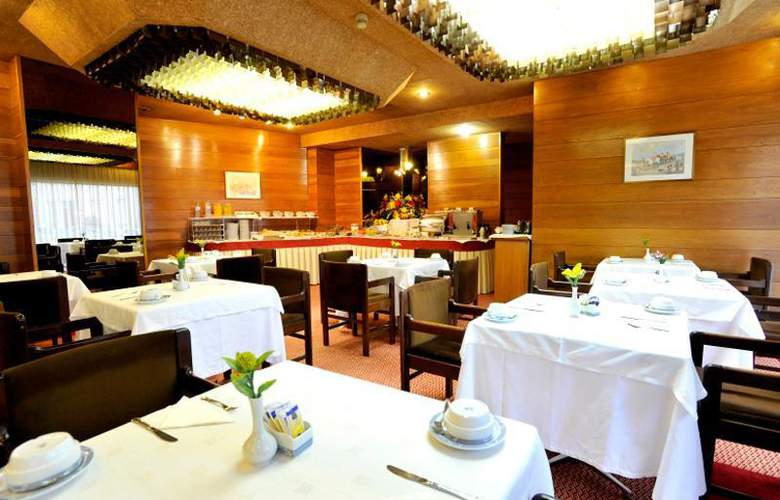 Best Western Inca - Restaurant - 71