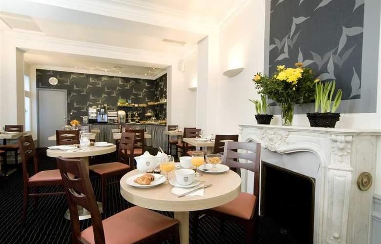 Best Western Hotel D´Arc - Restaurant - 29