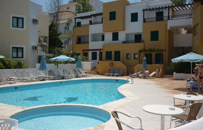 Elmi Suites - Pool - 19