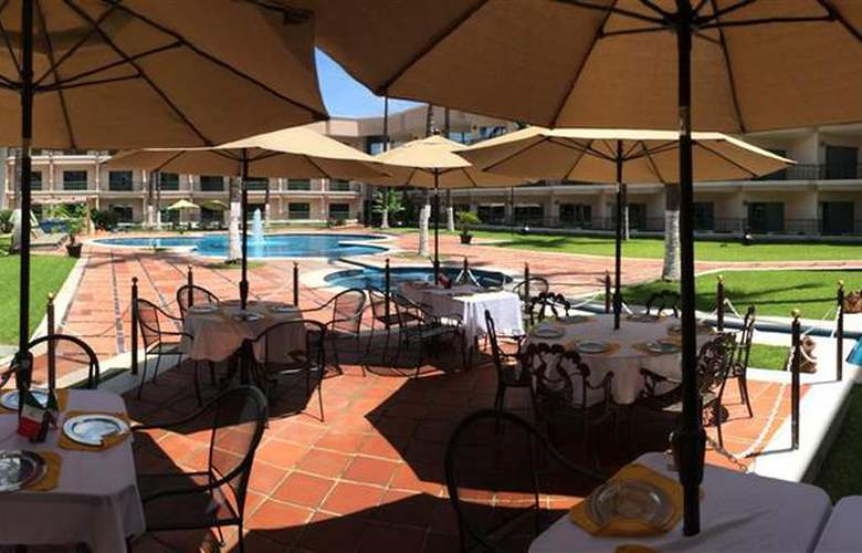 Best Western Nekie Tepic - Pool - 48