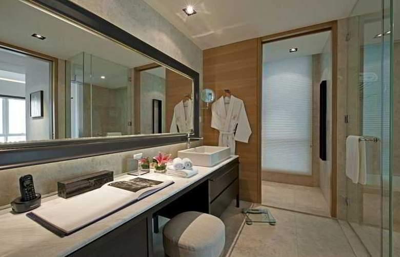 Lanson Place Bukit Ceylon Serviced Residences - Room - 4
