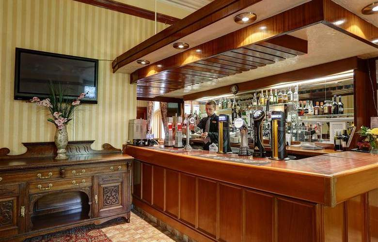 Best Western Cartland Bridge Hotel - Bar - 26