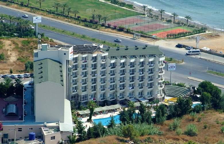 Asrin Beach - Hotel - 4