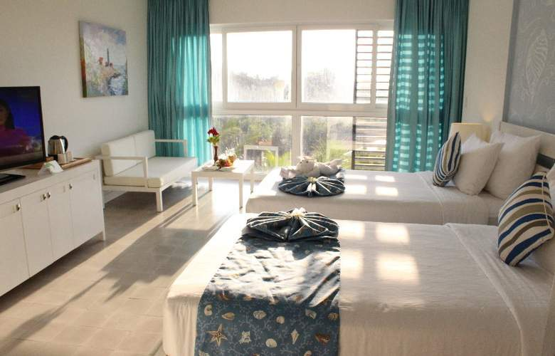 The Cliff Resort & Residences - Hotel - 9