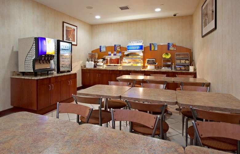 Holiday Inn Express Laguardia Airport - Restaurant - 0