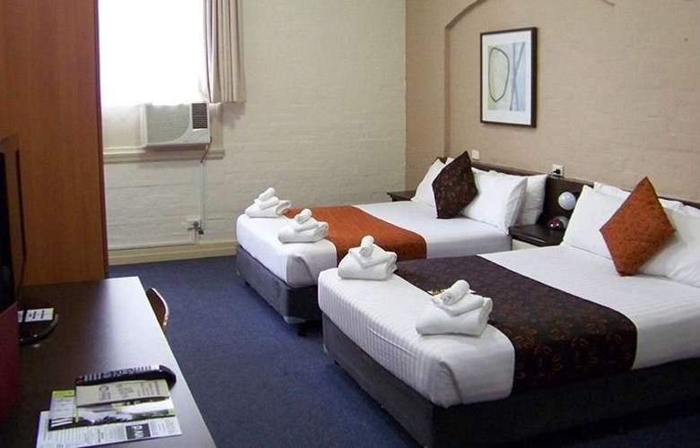 Aarons Hotel Sydney - Room - 10