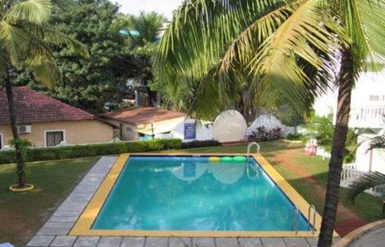 CItrus Resort, Goa - Pool - 3