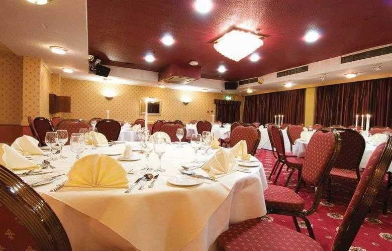 Best Western Glendower - Hotel - 13