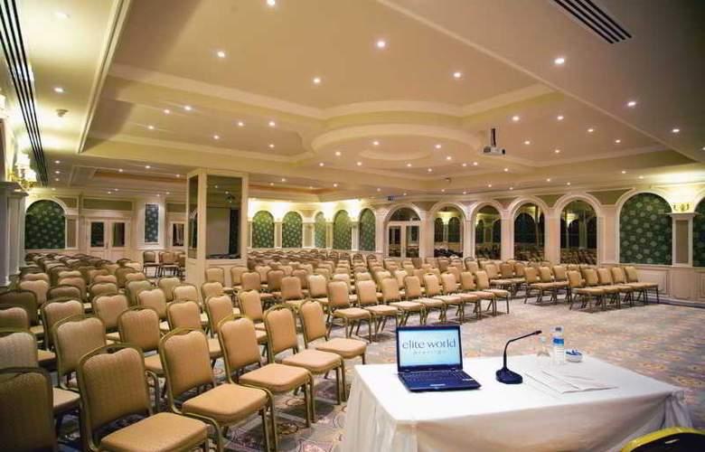 Elite World Prestige - Conference - 14