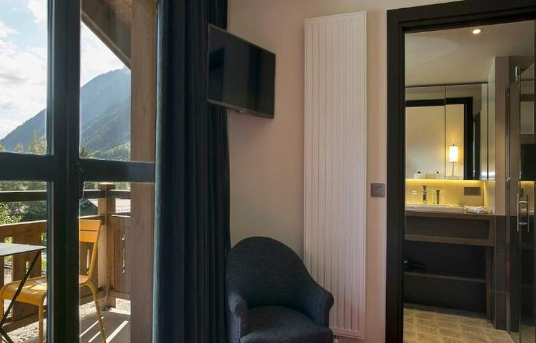 Best Western Plus Excelsior Chamonix Hotel & Spa - Room - 26
