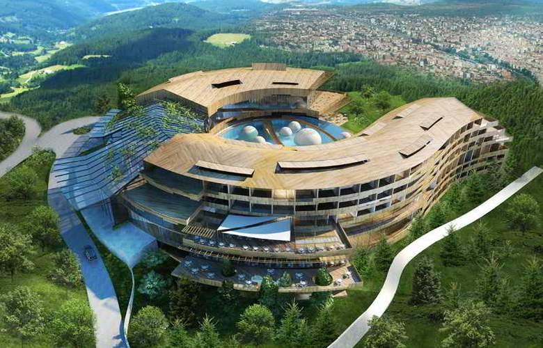 Rixos Hotel Eskisehir - Hotel - 0