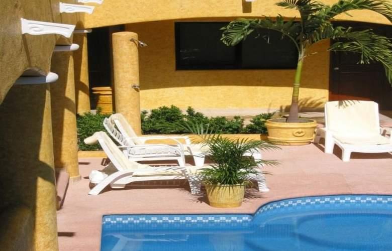 Villas la Lupita - Pool - 6