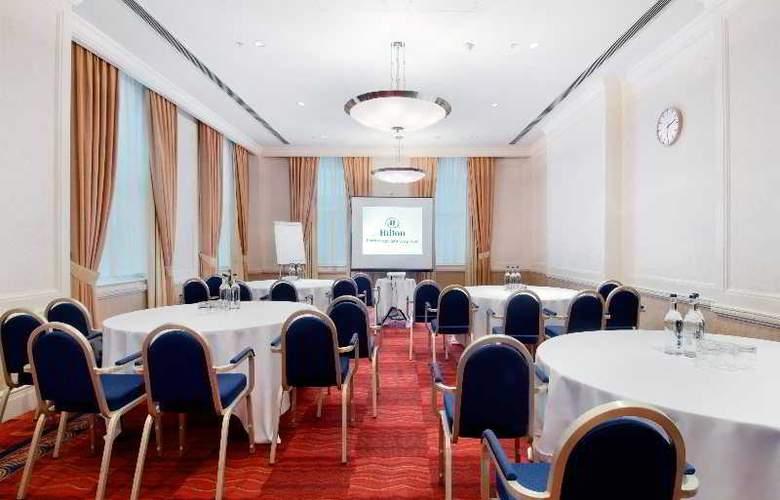 Hilton London Paddington - Conference - 27