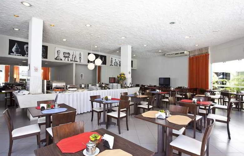 Grande Hotel da Barra - Restaurant - 22