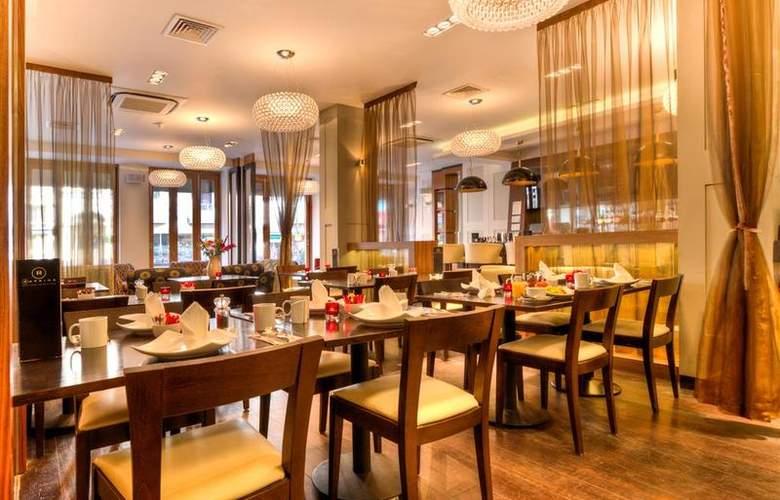 Best Western Maitrise - Restaurant - 63