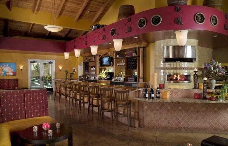 The Lodge at Sonoma Renaissance Resort & Spa - Bar - 7
