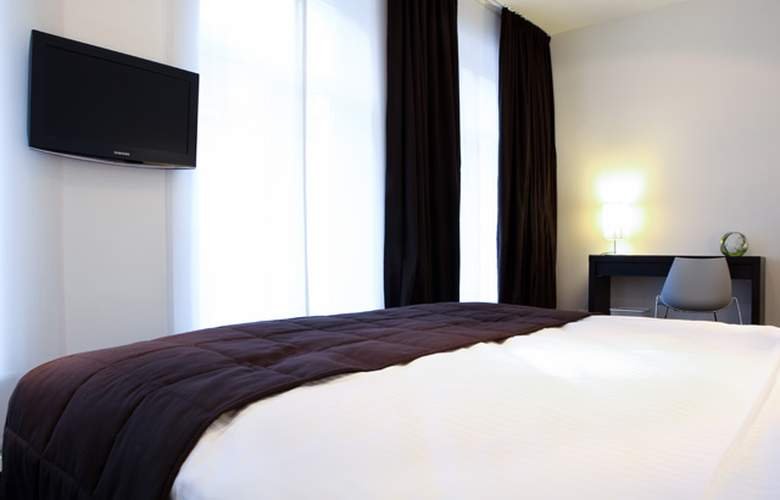 Theater Hotel Brussels - Room - 11