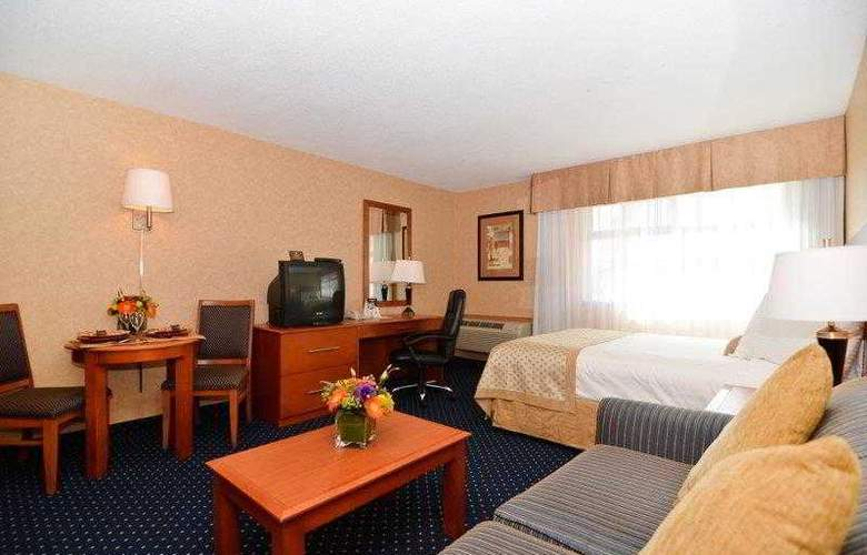 Best Western Langley Inn - Hotel - 10