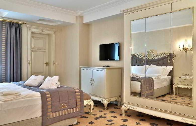 Cassiel Boutique Hotel - Room - 8