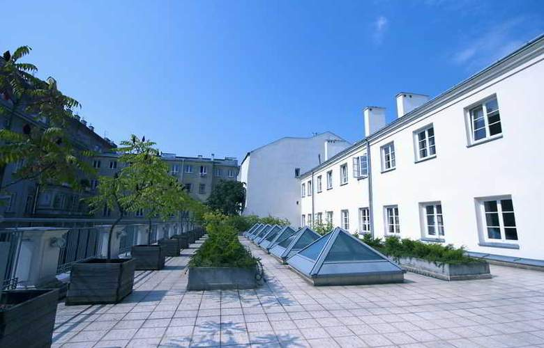 Royal Route Residence - Terrace - 20