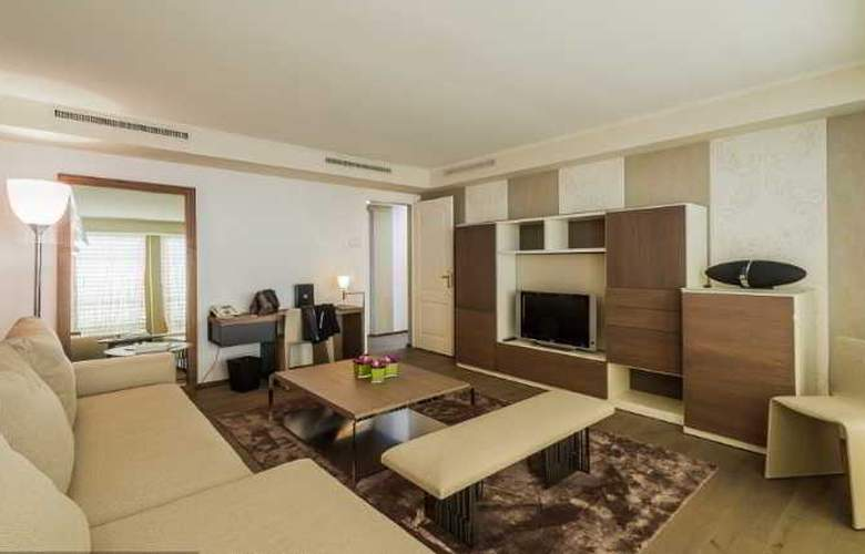 Lausanne Palace - Room - 9