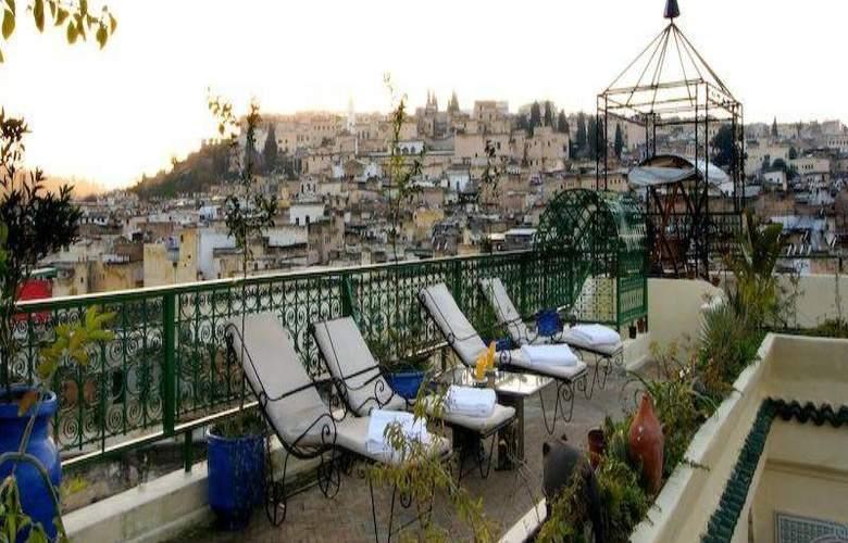 Riad Ibn Khaldoun - Terrace - 27