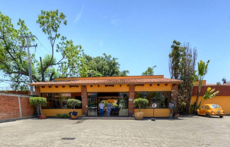 Hacienda la Noria - Hotel - 4