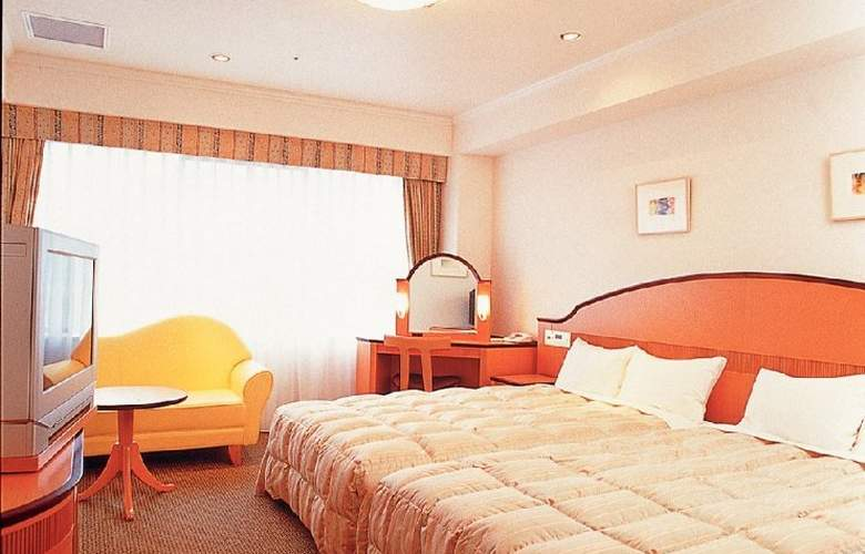 Hida Hotel Plaza - Room - 5