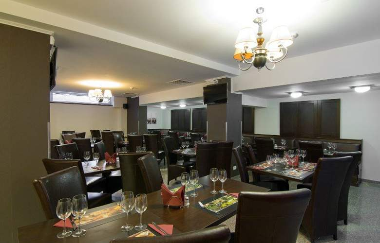 West Plaza Hotel Bucharest - Restaurant - 7