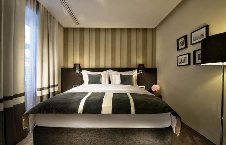 Best Western Premier Slon - Room - 22