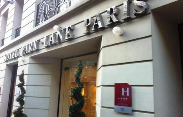 Park Lane Paris - Hotel - 3