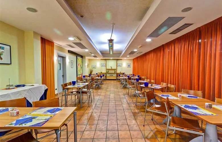 Best Western Blu Hotel Roma - Restaurant - 102