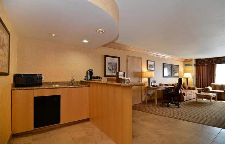 Best Western Premier Grand Canyon Squire Inn - Room - 88